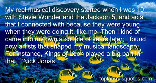 Quotes About Kings Of Leon