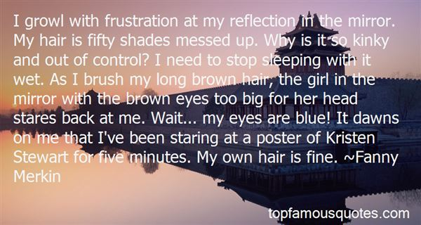 Quotes About Kinky Hair