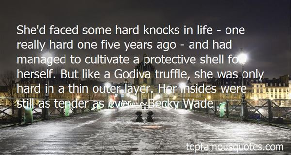 Quotes About Knocks In Life