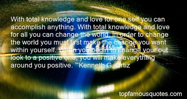 Quotes About Knowledge And Change