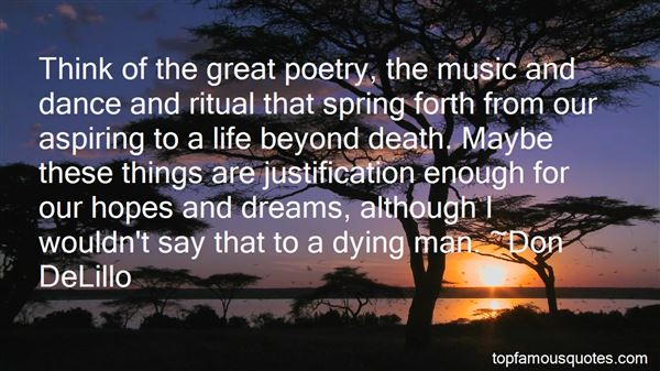 Quotes About Life Beyond Death