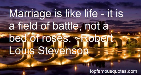 Quotes About Life Is Not A Bed Of Roses
