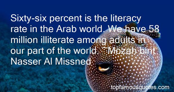 Quotes About Literacy Rate