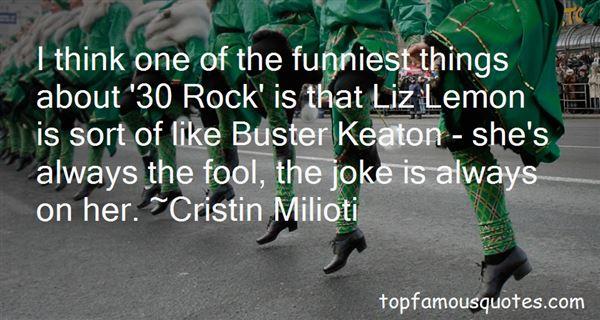 Quotes About Liz Lemon