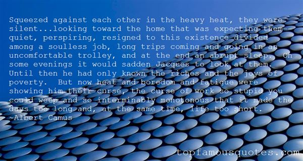 Quotes About Long Trips