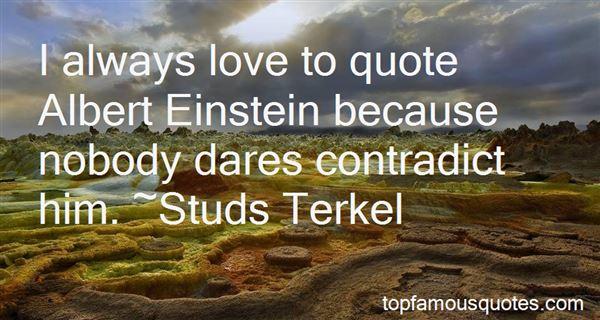 Quotes About Love Albert Einstein