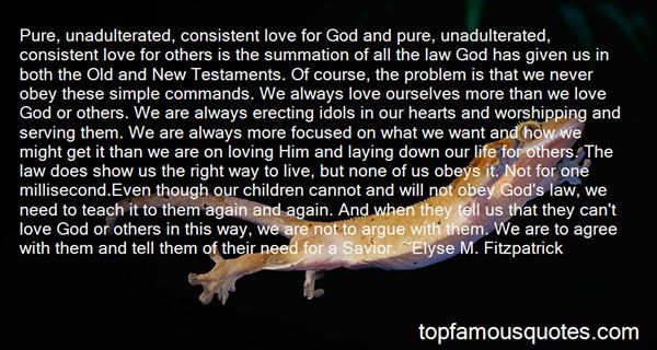 Quotes About Love In The Old Testament