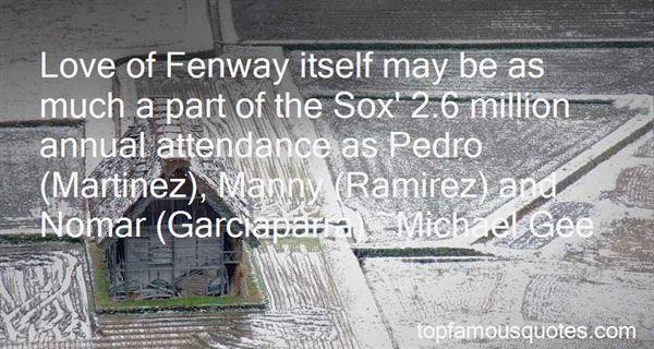 Quotes About Manny Ramirez