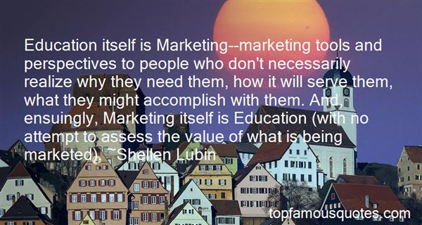Quotes About Marketing Tools