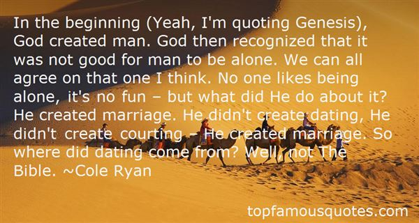 Quotes About Marriage From The Bible