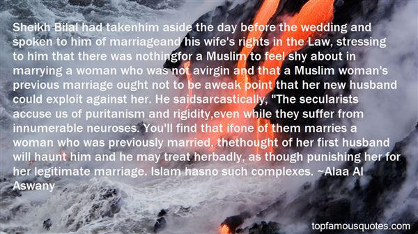 Quotes About Marrying Her