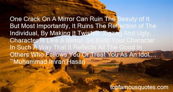 Quotes About Mirror Reflection