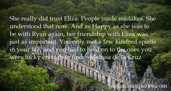 Quotes About Mistakes In Friendship