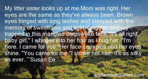 Quotes About Mom And Baby Girl