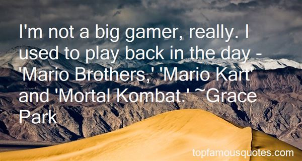 Quotes About Mortal Kombat