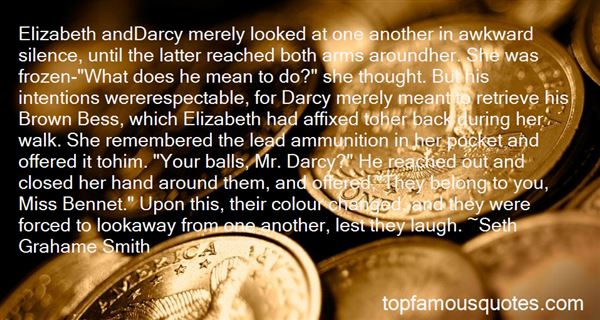 Quotes About Mr Darcy