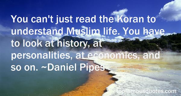 Quotes About Muslim Life