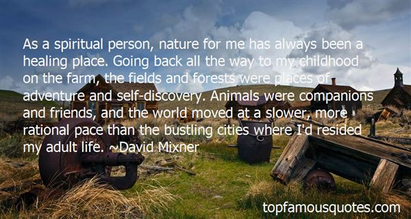 Quotes About Nature And Self Discovery