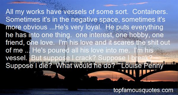 Quotes About Negative Space