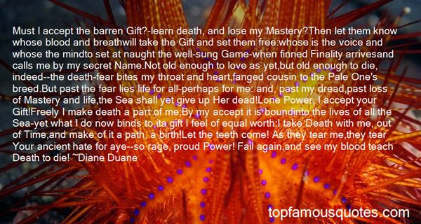 Quotes About No Fear Of Death