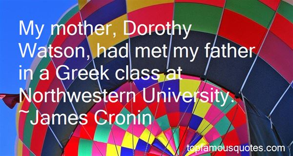 Quotes About Northwestern University