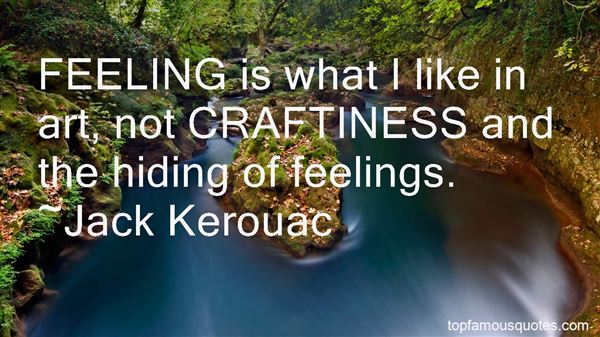 Quotes About Not Hiding Feelings