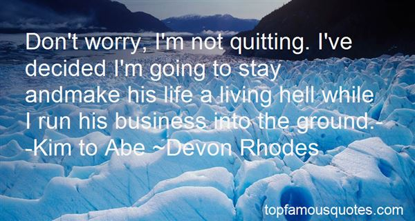 Quotes About Not Quitting