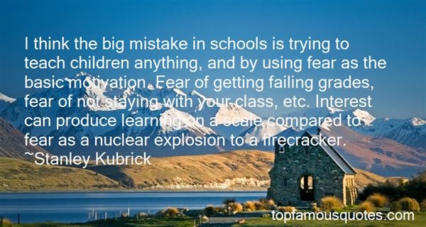 Quotes About Nuclear Explosion