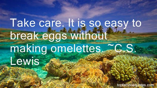 Quotes About Omelettes