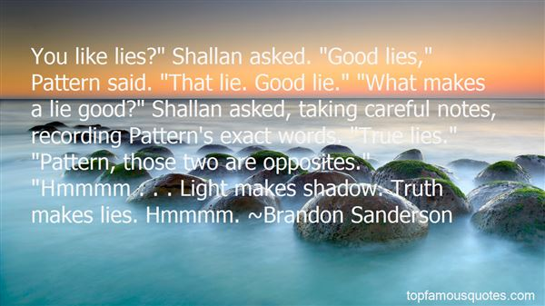 Quotes About Opposites Truth