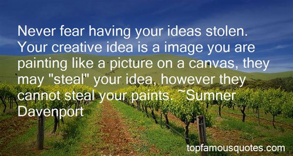 Quotes About Painting On Canvas