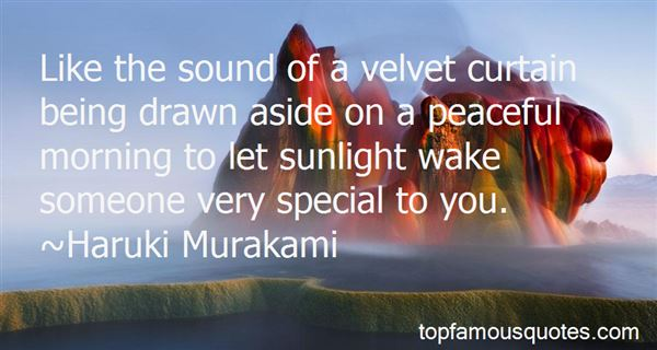 Quotes About Peaceful Morning