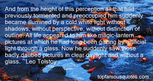 Quotes About Perception And Perspective