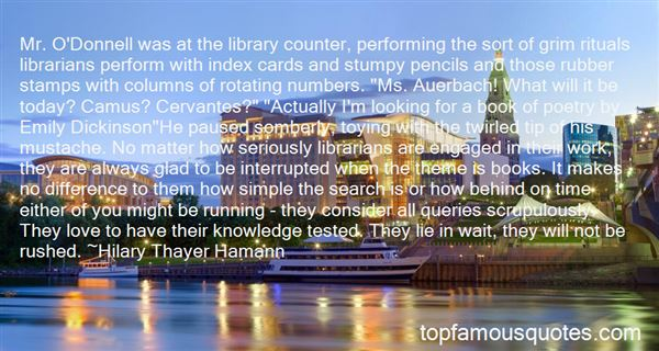 Quotes About Performing Poetry