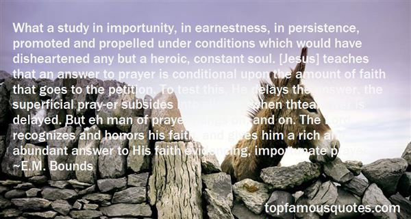 Quotes About Persistence And Faith