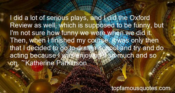 Quotes About Plays And Drama