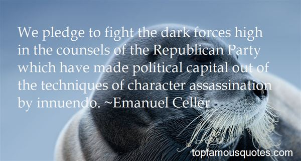 Quotes About Political Assassination