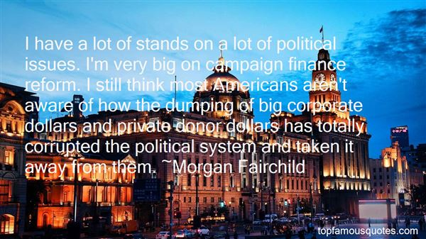 Quotes About Political System