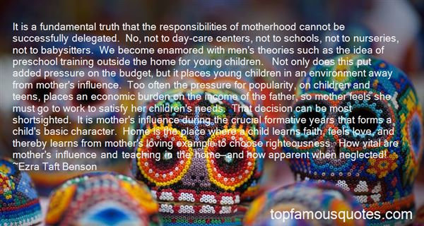 Quotes About Preschool Child
