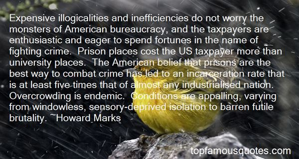 Quotes About Prison Conditions