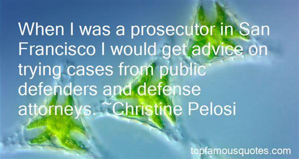 Quotes About Public Defense