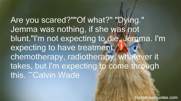 Quotes About Radiotherapy