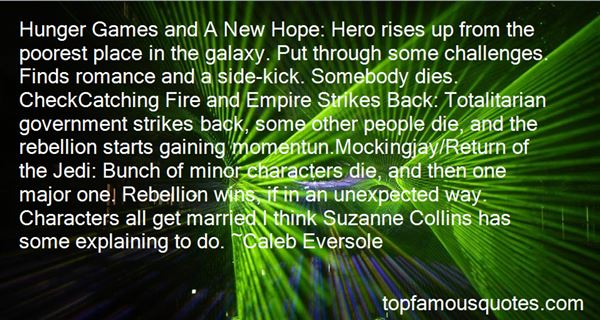 Quotes About Rebellion In Mockingjay