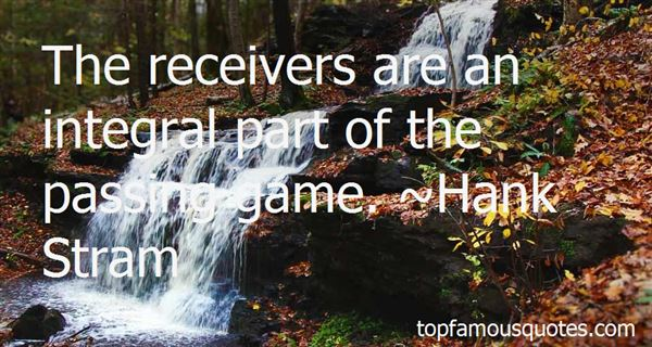 Quotes About Receivers