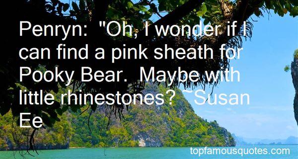 Quotes About Rhinestones
