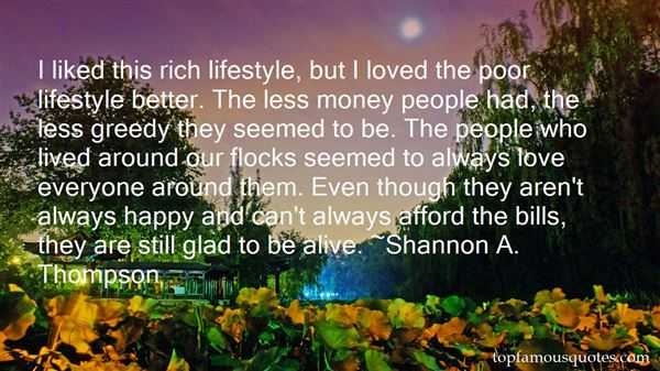 Quotes About Rich Lifestyle