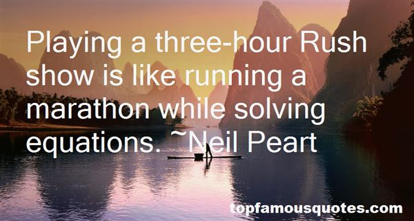 Quotes About Running A Marathon