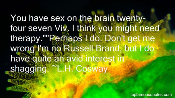 Quotes About Russell Brand