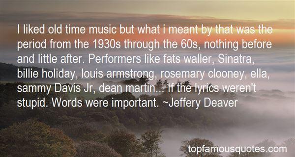 Quotes About Sammy Davis Jr