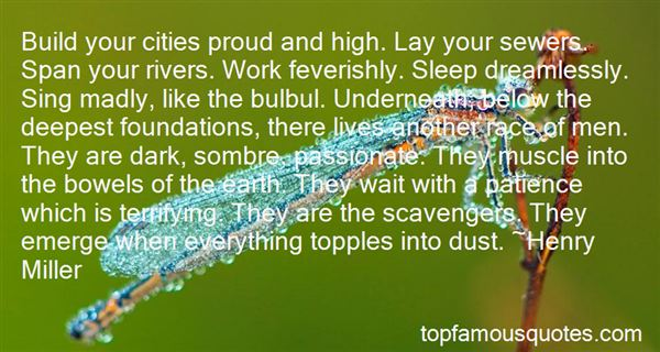 Quotes About Scavengers